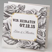 Einladungskarte Lara (723009)