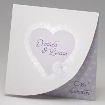 Einladungskarte Josefine (723012)