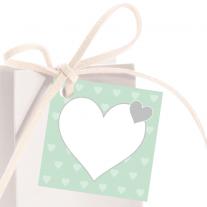 Geschenkkärtchen (10 Stk.) Jill (723025Q)