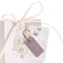 Geschenkkärtchen (10 Stk.) Jasmin (723041Q)