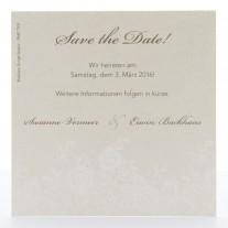 Save the Date-Karten Eleganz (724506D)