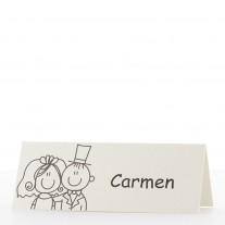Tischkarten (6 Stk.) Comic (724722D)