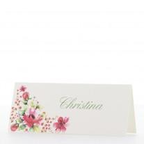 Tischkarten (6 Stk.) Blumenzauber (724730D)