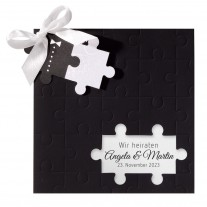 Hochzeitskarte Puzzle (725073)