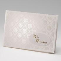 Hochzeitseinladung Vitage (725089D)