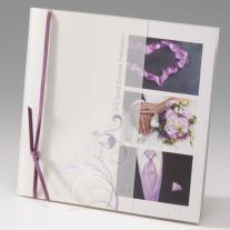 Hochzeitseinladung Lavendel (725263)