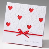 Hochzeitseinladung Liebe (725271)