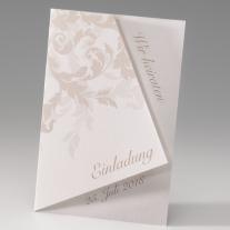Hochzeitseinladung Blätter (725283)