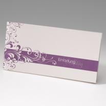 Einladungskarte Ela (725284)