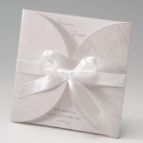 Hochzeitseinladung Liebesbande (725911D)
