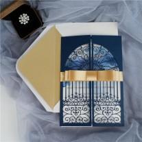 Lasercut Hochzeitskarte (WPL0139)