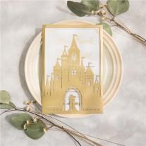 Lasercut Hochzeitskarte (WPL0168)