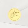 Verschlusssiegel (10 Stk.) für Ihre Briefumschläge (109P)