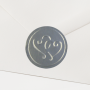 Verschlusssiegel (10 Stk.) für Ihre Briefumschläge (111P)