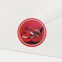 Verschlusssiegel (10 Stk.) für Ihre Briefumschläge (329P)