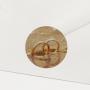 Verschlusssiegel (10 Stk.) für Ihre Briefumschläge (334P)